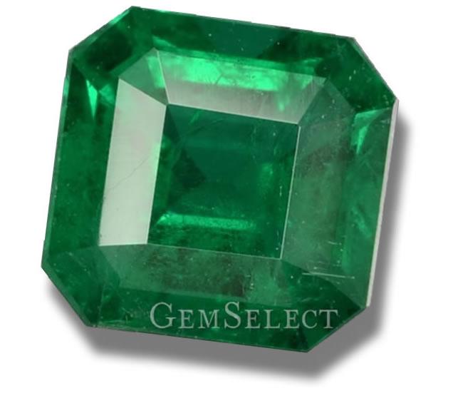 أحجار كريمة زمرد طبيعى من GemSelect - صورة كبيرة