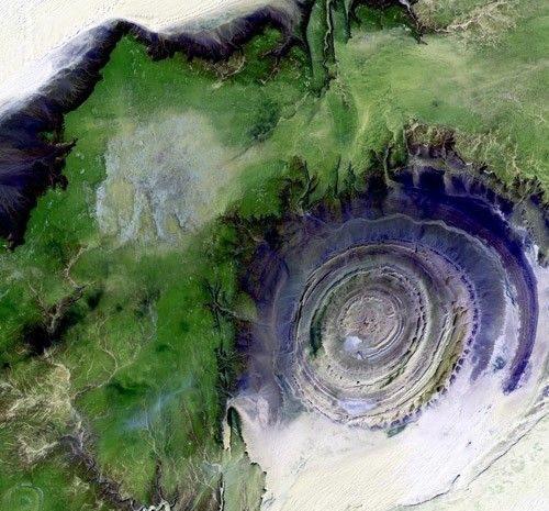 تكوين الريشات – موريتانيا
